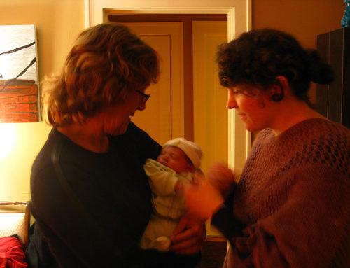 Vincularnos con nuestra propia madre cuando devenimos madres